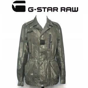 G-Star Raw Camo Jacket Field Shadow Military